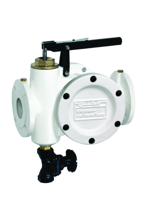 JUDO JRSF-HW DN 65 - 100 Filtar za zaštitu od čestica pijeska s toplom vodom sa ispiranjem Heißwasser Rückspül-Schutzfilter