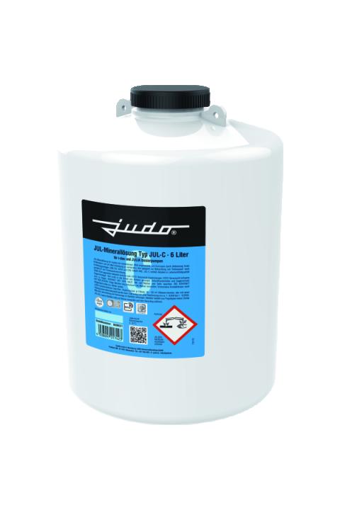 JUDO JUL-C   mineralna otopina za zaštitu od korozije za bakrene cijevi iza sustava omekšavanja vode JUDO JUL-C JUL-Minerallösung