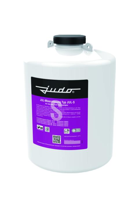 JUDO JUL-S JUL mineralna otopina kao zaštita od korozije za pocinčane cijevi JUDO JUL-S JUL-Minerallösung