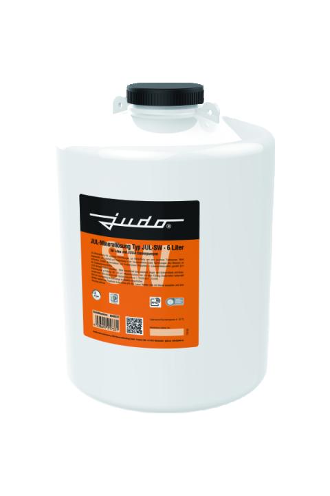 JUDO JUL-SW JUL mineralna otopina za zaštitu od korozije za pocinčane cijevi JUDO JUL-SW JUL-Minerallösung