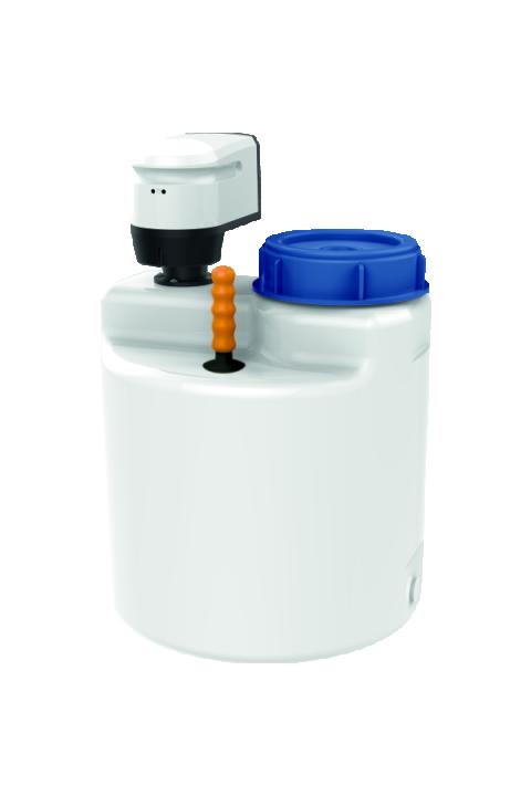 JUDO JULIA UNIDOS  sustavi pumpi za doziranje tople vode u industriji do 95 ° C JJUD 1,1-40 HH und JJUT 1,1 H Dosierpumpenanlagen