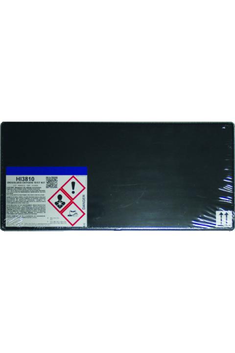 JUDO Kisik test kit JUDO Sauerstoff-Messbesteck