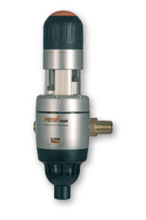 "JUDO PROFI PLUS zaštitni filter za vodu sa ispiranjem srebrom premazan JPF+ za vodu do 30 ° C  3/4""-1 1/4"""