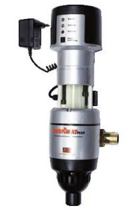 JUDO PROFIMAT-PLUS ATP Automatski filter za vodu sa regulacijom izlaznog tlaka i ispiranjem i premazan srebrom JPF+AT