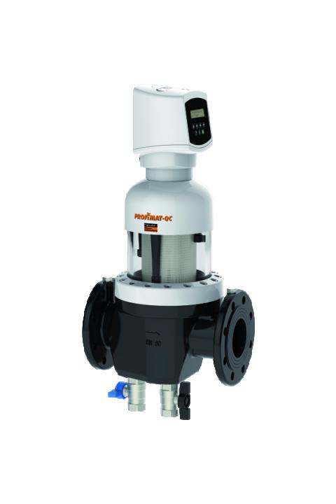 JUDO PROFIMAT-QUICK KONTROLA JPF-QC DN 65 - 100 automatski bespovratni zaštitni filtar za vodu sa ispiranjem JUDO PROFIMAT-QUICK CONTROL (zeit- und differenzdruckgesteuert) JPF-QC-ATP DN 65 - 100 Automatik-Rückspül-Schutzfilter