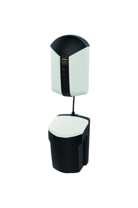 JUDO SOFTwell S AUTOMATSKI  za omekšavanje vode bez kamenca JUDO SOFTwell S Enthärtungsanlage 1 zoll