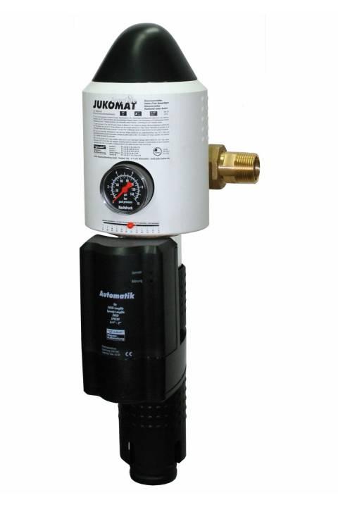 """Automatski filter za vodu s srebrom antibakterijski s regulacijom tlaka i kućna stanica za vodu JUDO JUKO-LongLife ¾ """"- 2"""" Automatic Hauswasserstation"""
