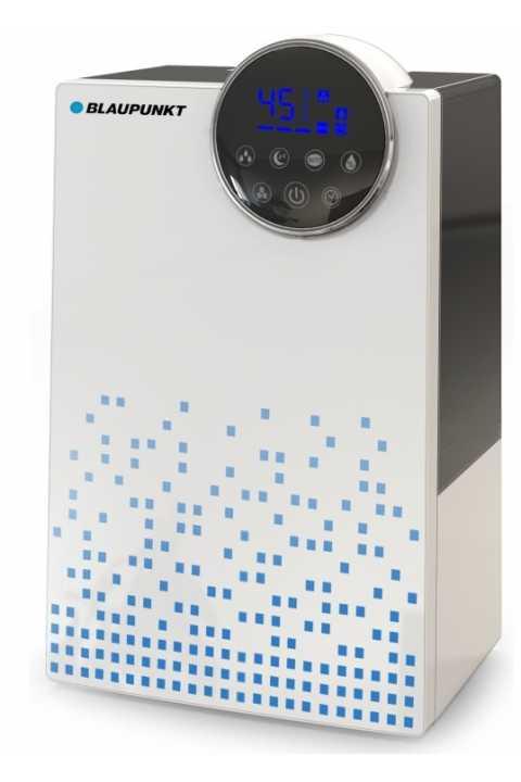 Blaupunkt ovlaživač i čistač zaraka s aromaterapijom AHS601