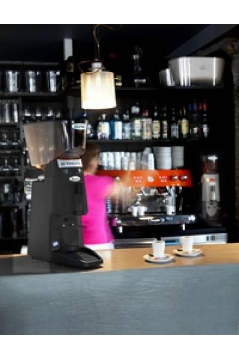 SANTOS AUTOMATSKI TIHI  MLINAC ZA KAVU AUTOMATIC SILENT ESPRESSO COFFEE GRINDER 55