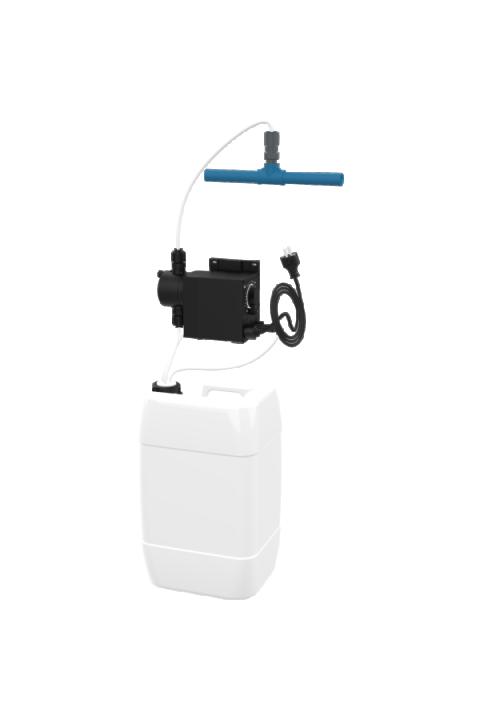 Sustavi pumpi za doziranje pitke i procesne hladne vode do 30 ° C JUDO UNIDOS-T JUT-K 6 und 9 Dosierpumpenanlagen
