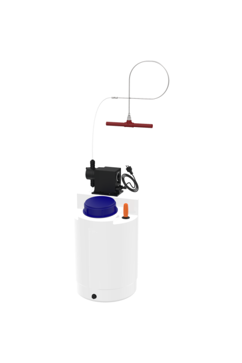 Sustavi pumpi za doziranje pitke i procesne tople vode do 95 ° C JUDO UNIDOS JUD-HH 6-50 bis 9-200 Dosierpumpenanlagen