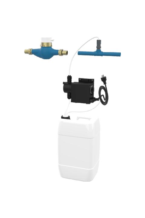 Sustavi pumpi za doziranje pitke i procesne vode do 30° C JUDO WADOS-T JWT-K 5 do 100
